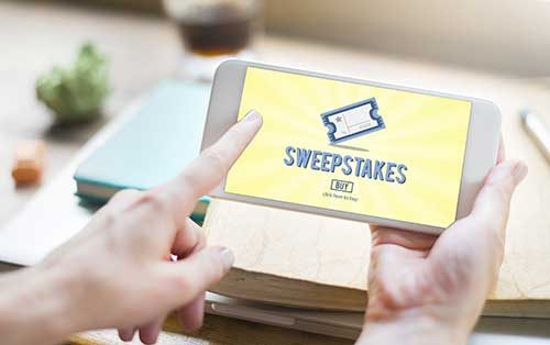 Verified Sweepstakes